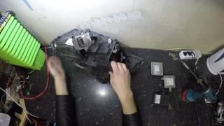 видео Фара левая Шкода Суперб | Бу оригинал, купить в Москве