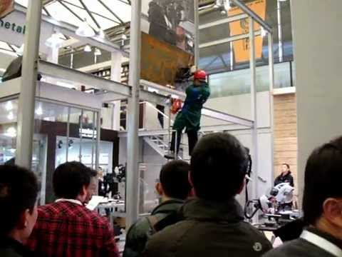 Metabo at Shanghai Exhibition 2012.wmv