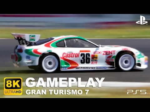 Gran Turismo RC-Spec Sport I Intro Gameplay Car Chase Parody I