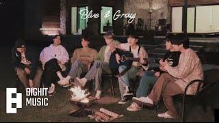 BTS (방탄소년단) Blue  Grey MV