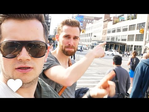 Was du noch nicht über Lower Manhattan wusstest! Chelsea Market, Highline, Meatpacking. (NYC Vlog 3)