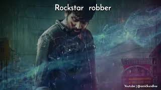 Rockstar robber🔥bgm video song 💙 WhatsApp status 💕 from sindhubaadh movie😎