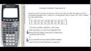 Gambar cover Correlation Coeffcient Diagnostics ON