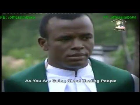Agabigala m (Forsake Me Not) - Official Father Mbaka