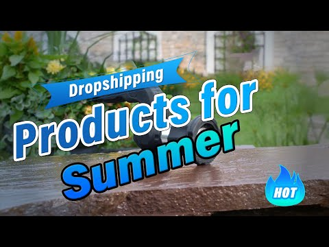 8 New Products for Customers Buying in Summer | Dropshipping Product Recommendation thumbnail
