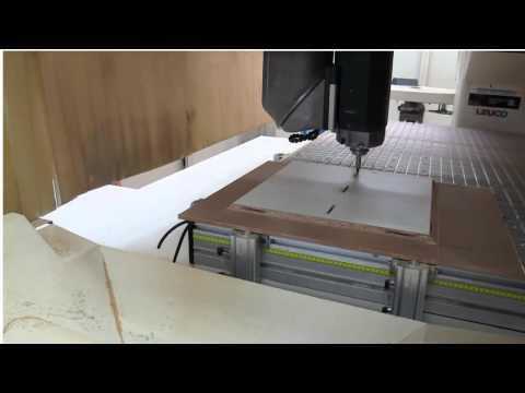 Licom AlphaCAM, Lamello Maschinenvideo