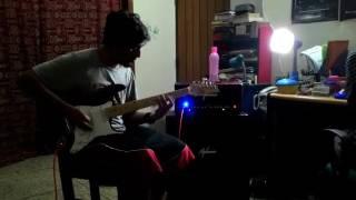 Guitar Solo Mark Don Aurthohin