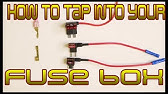 How to install Axs wiring harness for Toyota JBL AMP | JOYING ... Jbl Amp Aa Wiring Diagram on
