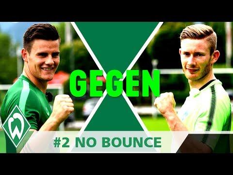 1gegen1 CHALLENGE: Florian Kainz gegen Michael Zetterer   #2 No Bounce   SV Werder Bremen