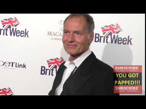 Neil Dickson at the BritWeek's 10th Anniversary   Performance Of Murder, Lust And Madness at Wallis