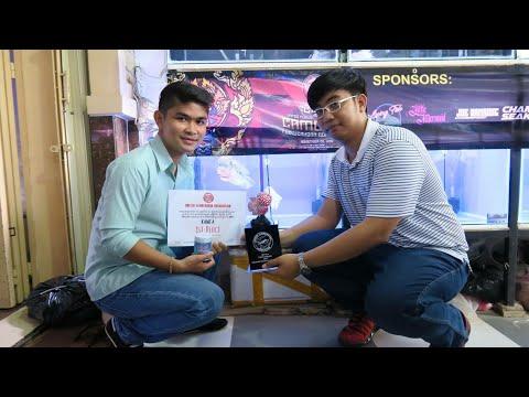Cambodia UFA Flowerhorn Championship Competition ( part 1)