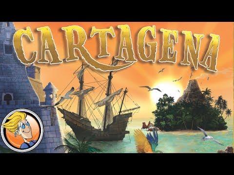 Cartagena (Second Edition) — game preview at Origins Game Fair 2017