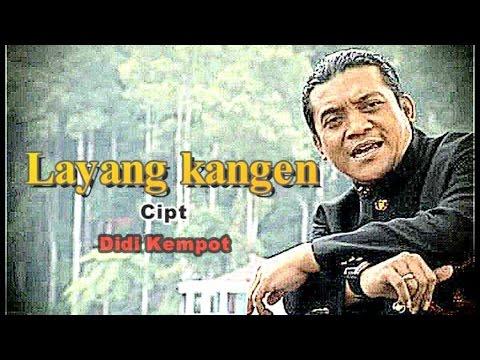 Didi Kempot - Layang Kangen - Didi Kempot - Tembang Jawa Volume 1