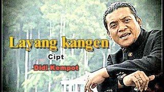 Top Hits -  Didi Kempot Layang Kangen Tembang Jawa Volume 1