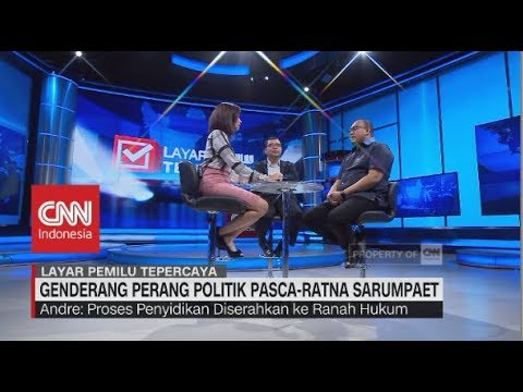 Genderang Perang Politik Pasca-Hoaks Ratna Sarumpaet