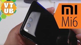 Xiaomi Mi6 Распаковка, Комплектация, Внешний Вид