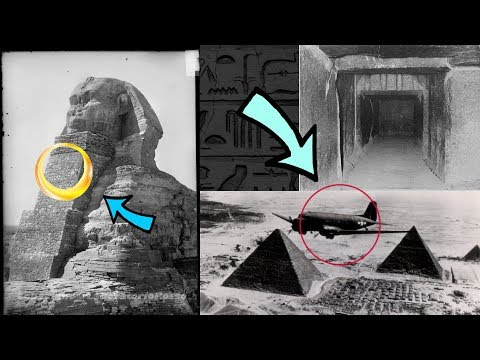 45 ANCIENT Photos Of Egypt You've NEVER Seen (2019)