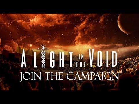 A LIGHT IN THE VOID - Kickstarter reveal!