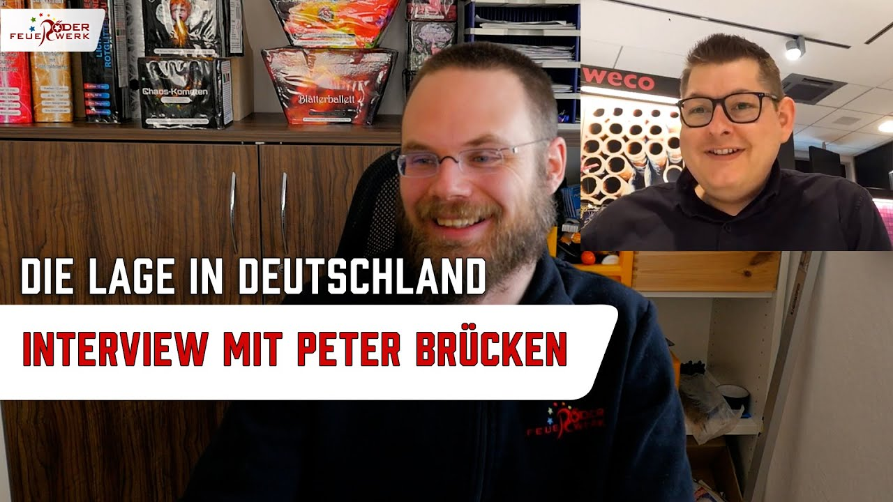 Die Lage in Deutschland - Interview mit Weco / Peter Brücken