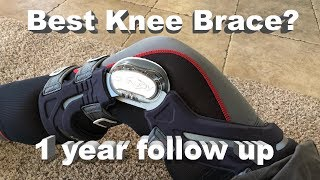 Don Joy A22 Knee Braces 1 Year Later - Review