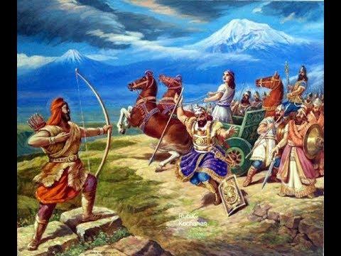 Армянский Новый год (Навасард, Аманор). Армянский календарь, 11 августа 2492 год до нашей эры.