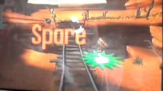 Rayman raving rabbids- bowling