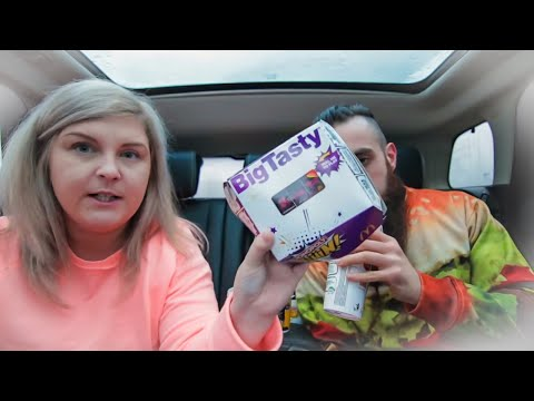MCDONALD'S MONOPOLY MADNESS CHALLENGE | The Back Seat Blow Out Ep.1