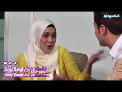 OST Encik Suami Mat Salih Celup -Jatuh Dari Langit [Atikah Suhaime]+LIRIK+MV