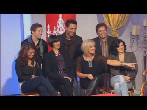 This Morning: Popstar To Operastar - Kym Marsh, Danny Jones, Vanessa White etc 15th Jan 2010