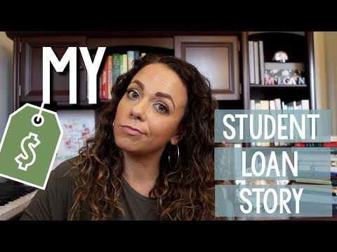 HOW & WHY I GOT INTO STUDENT LOAN DEBT