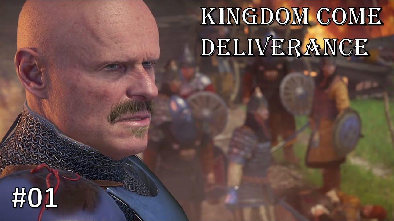 킹덤 컴 딜리버런스 Kingdom Come: Deliverance 한글 1화 - YouTube
