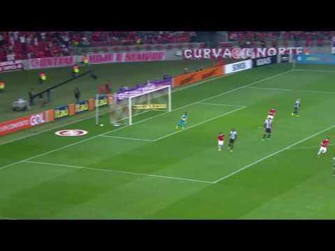 Inter 2 x 1 Santos - Melhores Momentos - 08/09/2016