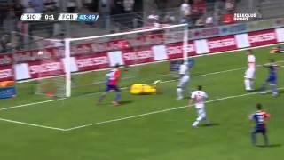 FC Sion vs FC Basel 0-1 /Raiffeisen Super League / 05.05.2013