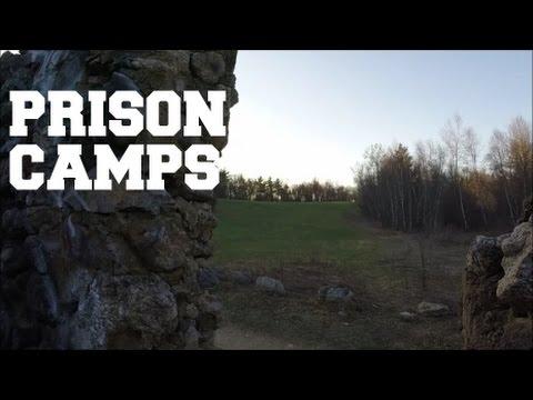 4.18.17 // Rutland Prison Camps & Spider Gates Cemetery