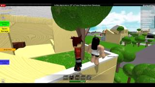 How To Get On Top Of Your House On Roblox
