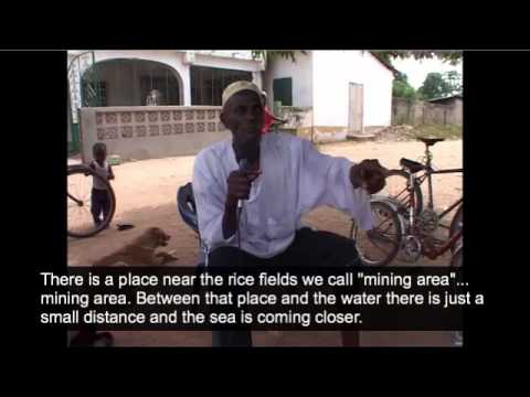 Environmental Change Over Time: Tujereng, The Gambia