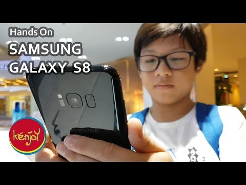 Samsung Galaxy S8 Hands On Indonesia