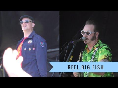 Reel Big Fish Full Set // Warped Tour // Mountain View, CA // 06.23.18