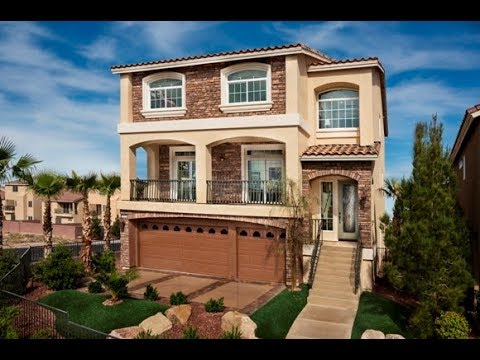 Giant 3 Story American West Home Plan 4154 417k Sw Las Vegas