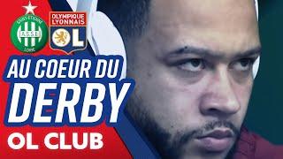 [INSIDE] OL / ASSE – Coulisses du derby  (2-1) Ligue 1 2019   Olympique Lyonnais