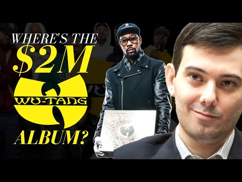 Where's The $2m Wu-Tang Album?
