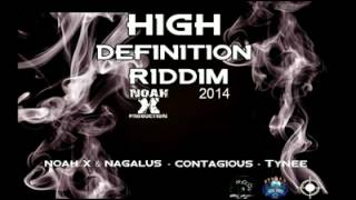 dj brass high definition riddim mixdown