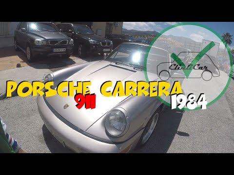 Porsche 911 Carrera 1984. Изучаем рынок Европы