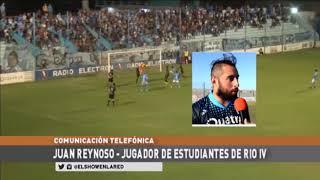 Juan Reynoso  Estudiantes de Rio Cuarto