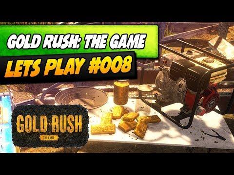 ZWEITER CLAIM ODER BULLDOZER?! #008   Gold Rush: The Game   Karvon