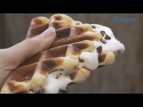 10 Delicious Foods You Can Cook On A Waffle Iron