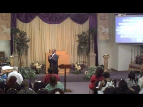 BISHOP A.E. MATTHEWS - Master Level Faith Pt 2