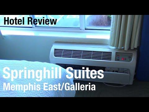 Hotel Review - SpringHill Suites Memphis East/Galleria
