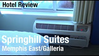 Hotel Review - SpringHill Suites Memphis East/Galleria