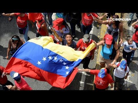 Partidarios y opositores a Maduro salen a las calles de Venezuela